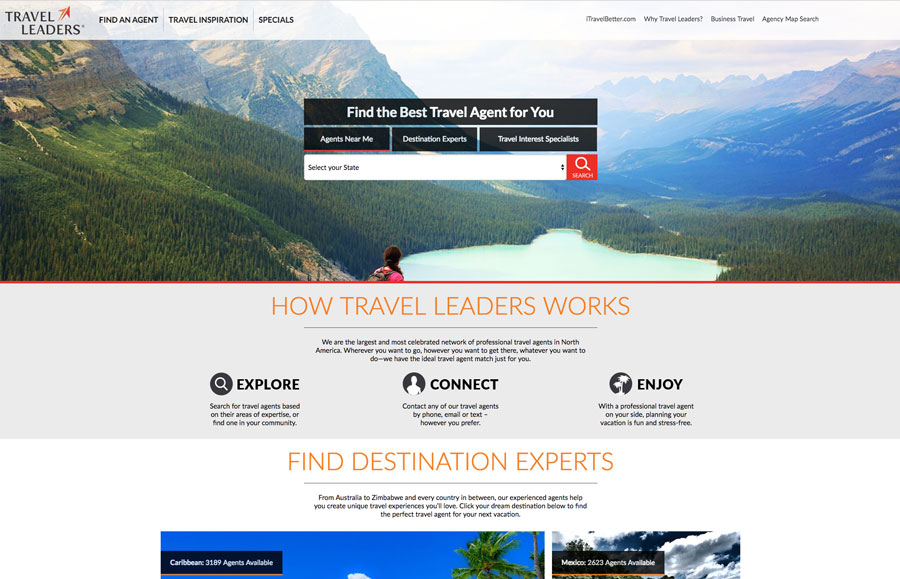 Travel Agency Leads | Travel Leaders Network