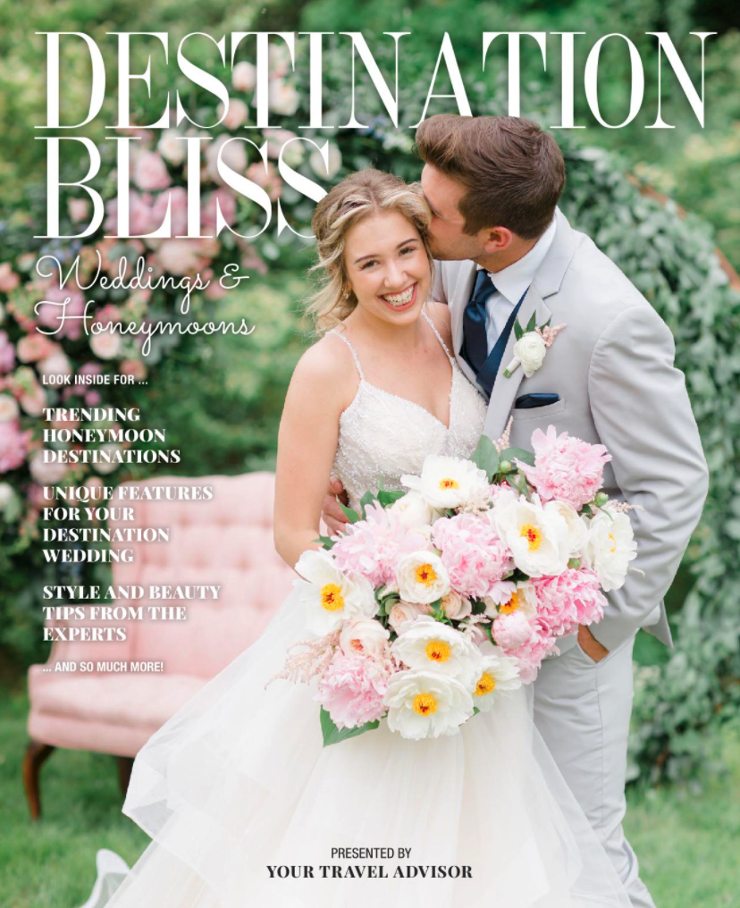 Cover of Destination Bliss